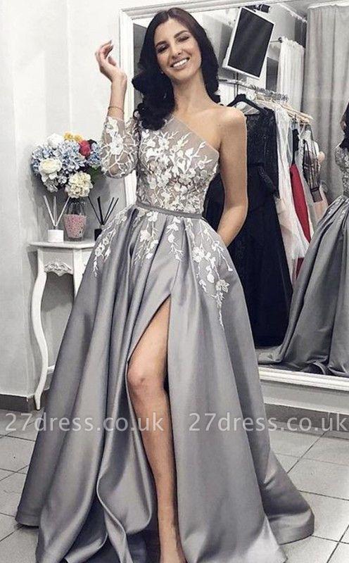 Green Elegant V-Neck Open Back Crystal Prom Dress UKes UK Sleeveless Sexy Elegant Evening Dress UKes UK