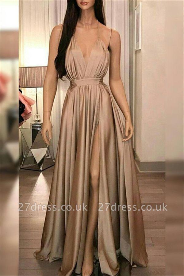 Sexy Crystal Sweetheart Applique Prom Dress UKes UK Ball Gown Sleeveless Elegant Evening Dress UKes UK