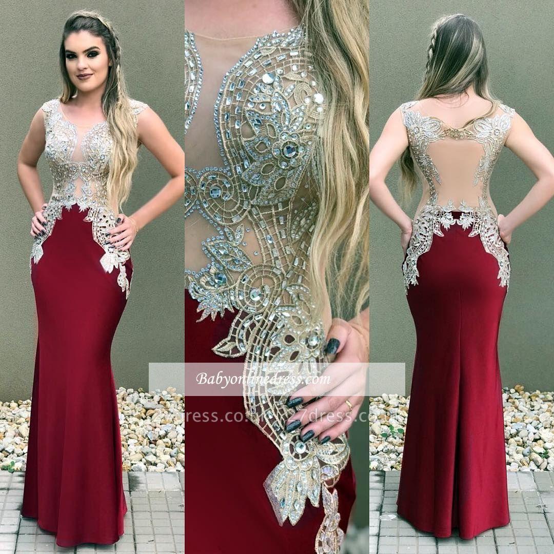 Burgundy prom Dress UK, lace evening Dress UK online