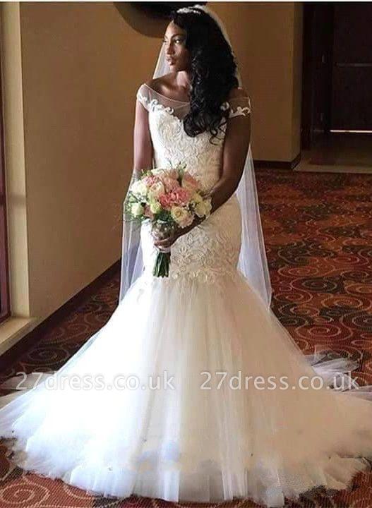 Lace Sexy Mermaid wedding dress, bridal gowns