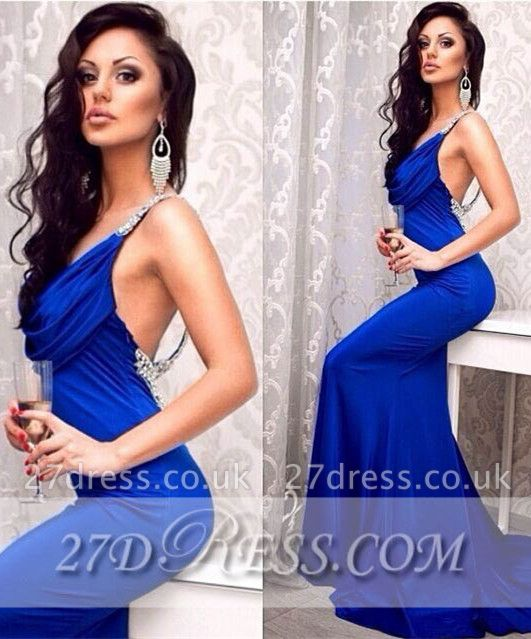 Elegant Sexy Long Corset Prom Dress UKes UK Applique Mermaid Party Gowns with Beadings
