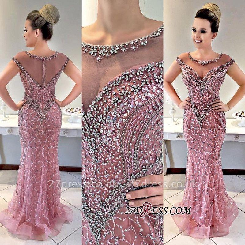 Crystal prom Dress UKes UK, long evening gowns BA8036