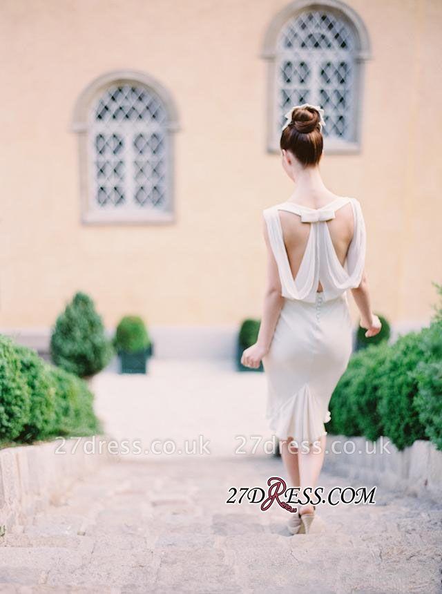 Designer Chiffon Bridesmaid Dress UK | Wedding Reception Dress UK On Sale