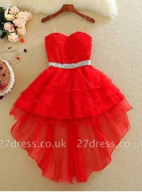 Lovely Sweetheart Homecoming Dress UK Short With lace and Beads