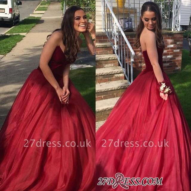 Princess Sweetheart Prom Dress UKes UK With Tulle On Sale