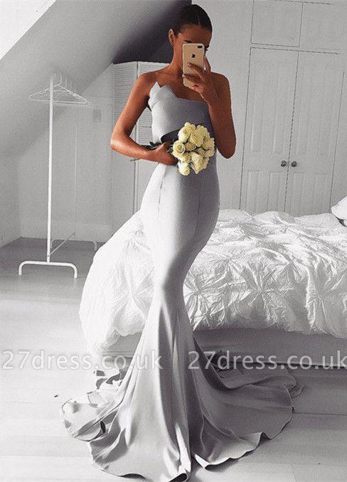 Sexy 2019 Evening Dress UK Online | Sexy Mermaid Prom Dress UK