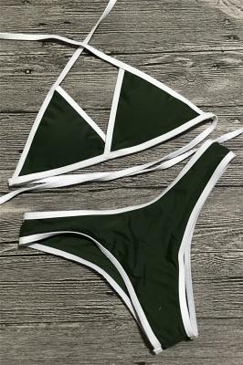 Multi-color Swimwear Sexy Bikini Set_14