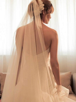 Beads Organza Sweep Train Sweetheart Sleeveless Ball Gown Wedding Dresses UK_4