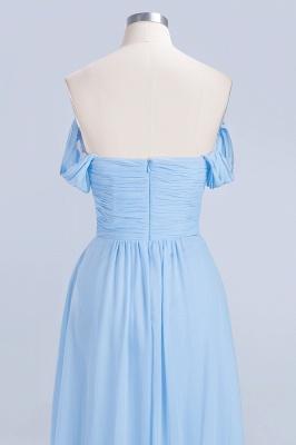 Sexy A-line Flowy Straps Sweetheart Sleeveless Floor-Length Bridesmaid Dress UK UK with Ruffles_6