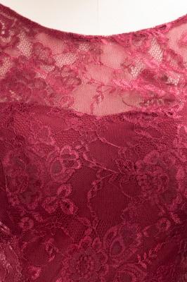 A-Line Light Chiffon Jewel Sleeveless Sweep Train Bridesmaid Dress UKes UK UK with Ruffles_7