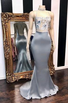 Elegant Sequins Sleeveless Elegant Trumpt Prom Dress UKes UK UK | Shining Halter Red Evening Dress UKes UK_1