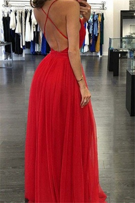 Sexy Off-the-Shoulder Lace Appliques Prom Dress UKes UKSimple Long Sleeves Evening Dress UKes UK_2
