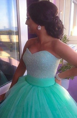 Dark-Green Open Back Prom Dress UKes UK Sleeveless Beads Elegant Evening Dress UKes UK_4