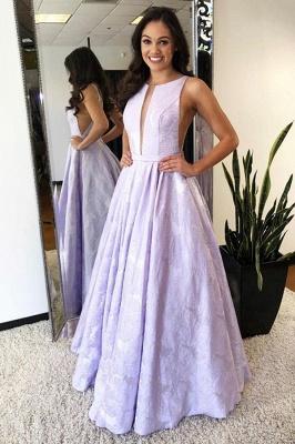 Sexy Lace Jewel Prom Dress UKes UK Ruffles Keyhole Sleeveless Evening Dress UKes UK_3