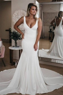 Elegant FLower Appliques Sweetheart Wedding Dresses UK Sheer Cheap Sleeveless Floral Bridal Gowns_1