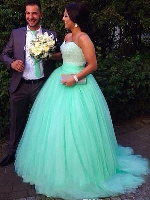 Dark-Green Open Back Prom Dress UKes UK Sleeveless Beads Elegant Evening Dress UKes UK_1