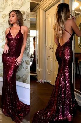 Elegant sequins prom Dress UK, mermaid evening gowns BA7290_1