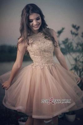 Lovely Lace Homecoming Dress UKes UK | Short Prom Dress UK Online_2