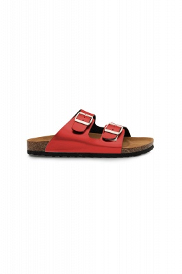 Unisex EVA Sandals Adjustable Double Buckle Flat Sandals for Women Men  Non-Slip_9