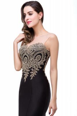 EMMY | Mermaid Floor-Length Sheer Prom Dresses with Rhinestone Appliques_9