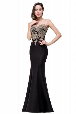 EMMY | Mermaid Floor-Length Sheer Prom Dresses with Rhinestone Appliques_8