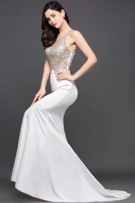 AVERIE | Mermaid Scoop Chiffon Elegant Prom Dress With Appliques_7