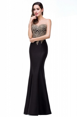 EMMY | Mermaid Floor-Length Sheer Prom Dresses with Rhinestone Appliques_6