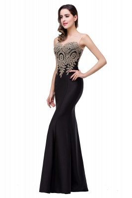 EMMY | Mermaid Floor-Length Sheer Prom Dresses with Rhinestone Appliques_7
