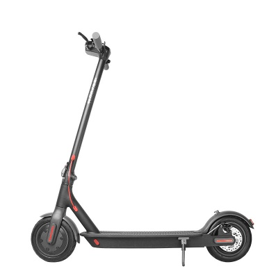 Germany Stock Manke Electric Scooter 250w Black Foldable Lightweight Adult Electric Bike_4