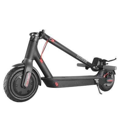 Germany Stock Manke Electric Scooter 250w Black Foldable Lightweight Adult Electric Bike_8