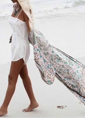 Women Chiffon Kimono Cardigan_4