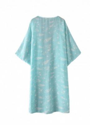 Women Kimono Beach Cover Up Outerwear_5