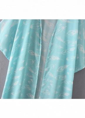 Women Kimono Beach Cover Up Outerwear_7