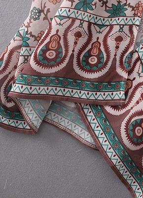 Women Chiffon Kimono Cardigan_10