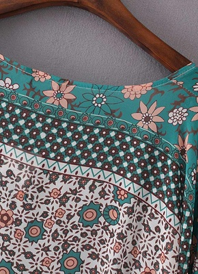 Women Chiffon Kimono Cardigan_8