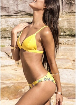 Women Sexy Bikini Set Swimsuit Push Up  Beach Swimwear Swim Wear_4