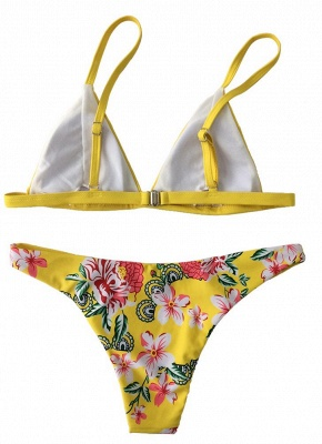 Women Sexy Bikini Set Swimsuit Push Up  Beach Swimwear Swim Wear_6