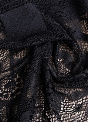 size Women Lace Tassel Crochet Sexy Bikini Cover Up Summer Beach Cape Shawl_6