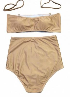 Women Stripe Sexy Bikini Set Push Up Padded Swimsuit Swimwear Bathing Suit_4