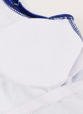 Women One Piece Swimwear Tiger Head Print Swimsuit Beach Summer Bathing Suit_5