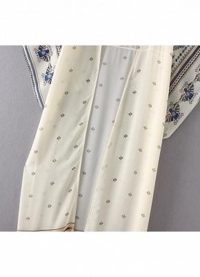 Women Chiffon Kimono Cardigan Beach Robe Blouse Top_6