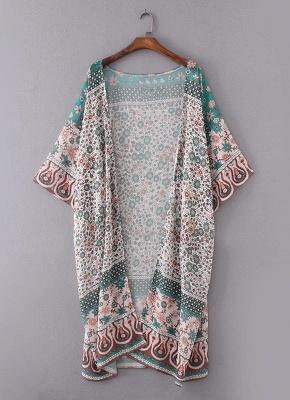 Women Chiffon Kimono Cardigan_7