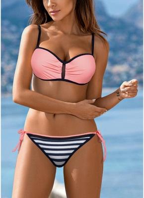 Sexy Bikini Set Contrast color_1