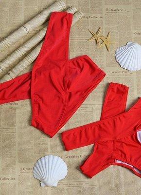 Women Sexy Bikini Set Cross Over Wireless Solid Swimwear Swimsuits Beach Wear Two Piece_4