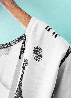Women Cardigan Long Sleeve Kimono_4