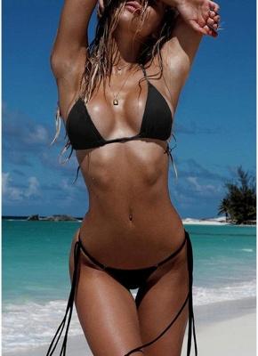 Scoop Neck Sleeveless Backless Monokini Swimwear_4