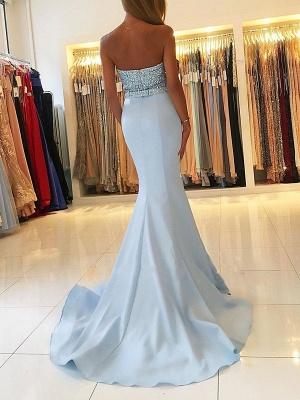 Sexy Sweetheart Beadings Evening Dress UK Mermaid Long Prom Dress UK BA7755_3