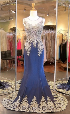 Gorgeous Illusion Cap Sleeve Prom Dress UK With Beadings Appliques_5