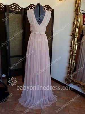 Hot Sale Designer Long Chiffon Prom Dress UK On Sale_3