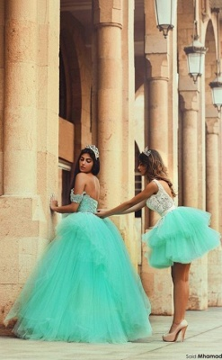 Timeless Illusion Sleeveless Tulle Homecoming Dress UK With Lace_2